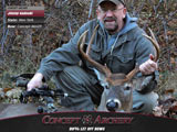 Jimmy Radomski with a NY 8pt and his Mini-29