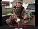 Josh Baumgarten takes IL Buck with weeks old Mini29