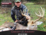 Kelton Krammer with another monster TX buck.