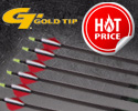 Goldtip XT Arrows